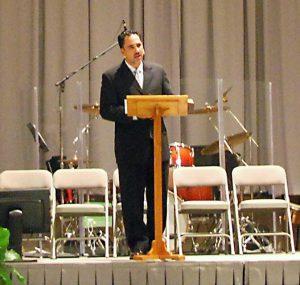 Pastor Marc